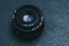 Old Retro Lens Royalty Free Stock Photo