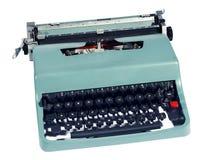 Old retro manual office typewriter Royalty Free Stock Images