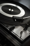 Old Retro Record Player Royalty Free Stock Photography