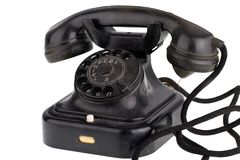 Old Retro telephone Stock Image