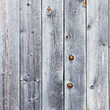 Old retro vintage rustic weathered wooden background. Stock Photos