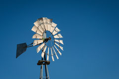 Old Retro Windmill stock images