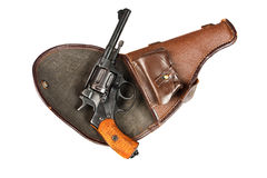 Old revolver Stock Image