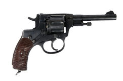 Old Revolver Royalty Free Stock Photo