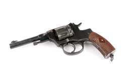Old revolver Royalty Free Stock Photos