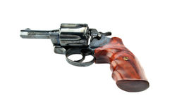 Old revolver Royalty Free Stock Photos