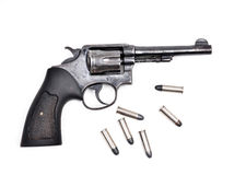 Old gun Stock Image