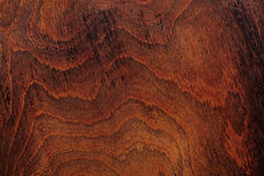 Old Rich Wood Grain Texture Stock Image