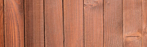 Old rich wood grain texture background Royalty Free Stock Images