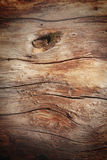 Old rich wood grain texture background with knots Stock Photo