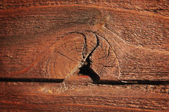 Old Rich Wood Grain Texture Background With Knots Royalty Free Stock Image