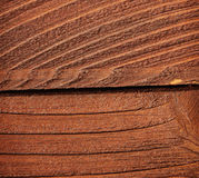 Old Rich Wood Grain Texture Royalty Free Stock Photo