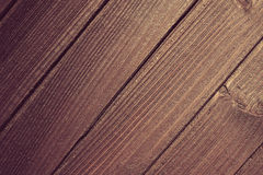 Old rich wood texture background with knots Stock Images