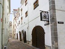 The old Riga Stock Photo