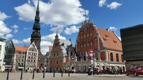 Old Riga city Royalty Free Stock Photo