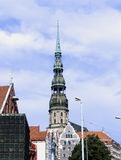 Old Riga Royalty Free Stock Images