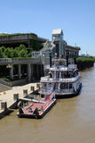 Old Riverboat Stock Photo