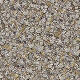 Road Asphalt Seamless Texture. Royalty Free Stock Photo