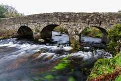 Old Road bridge Royalty Free Stock Image
