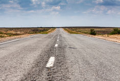 Old road Royalty Free Stock Photo