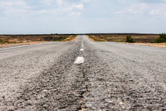 Old road Royalty Free Stock Photos