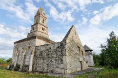 Old rock Church Royalty Free Stock Images