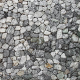Old rock wall for background Stock Image