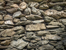 Old Rock Wall Royalty Free Stock Images