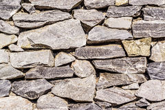 Old rock wall. Royalty Free Stock Photos