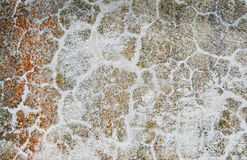 Old rock-wall texture Stock Photography