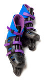 Old roller skates Royalty Free Stock Photography