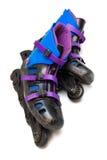 Old roller skates Royalty Free Stock Image