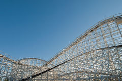 Free Old Rollercoaster Royalty Free Stock Photos - 20692598