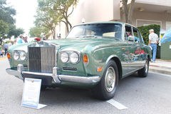 Old Rolls-Royce Car Royalty Free Stock Photography
