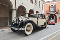 Old Rolls-Royce 20/25 Stock Photography