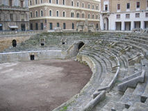 Old Roman Arena. In Lecchi, Italy Stock Photos