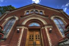 Old Roman Catholic Parish stock image