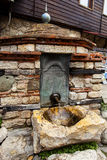 Old Roman fountain Royalty Free Stock Image