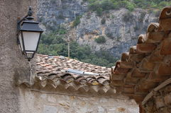Old Roman Roofs Stock Photos