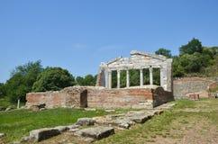 Apollonia, Albania stock image