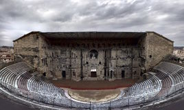 Old Roman Theatre of Orange, Vaucluse, France. Stock Images