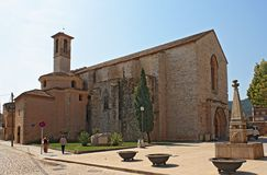 Old Romanesque church Royalty Free Stock Photography
