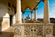 Free Old Romanian Architecture And Orthodox Church Stock Photos - 34804293