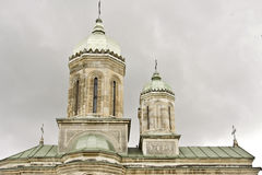 Old Romanian Church Royalty Free Stock Images