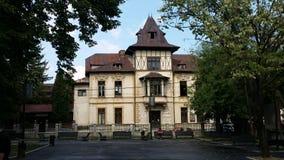 Old Romanian House Royalty Free Stock Photos