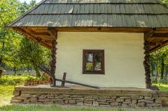 Old romanian house Stock Photos