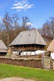 Romanian peasant vila Stock Photography