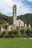 Old romanic church. An old romanic church in italy Royalty Free Stock Photography
