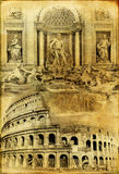 Old Rome royalty free stock photo