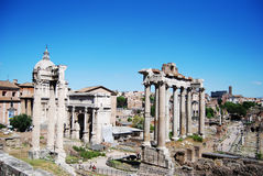 Old rome Stock Photography